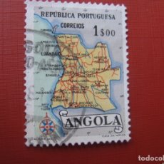 Sellos: ANGOLA 1955, YVERT 384. Lote 177269137