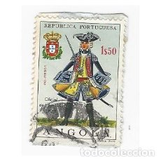 Sellos: SELLO ANGOLA COLONIA PORTUGUESA 1$50. Lote 203265890