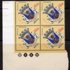 Sellos: ANGOLA 1963 MNH, BLOQUE MICHEL 464. Lote 209914907