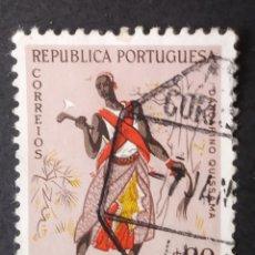 Sellos: 1957 ANGOLA TIPOS ANGOLEÑOS. Lote 221571823