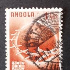 Sellos: 1949 ANGOLA SERIE CORREO AÉREO. Lote 221572150