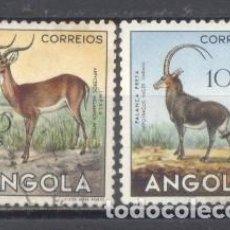 Sellos: ANGOLA 1953 USADO. Lote 238051295