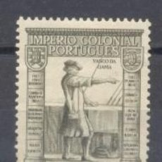 Sellos: ANGOLA ,1938, SEÑALES DE CHARNELA, IMPERIO COLONIAL PORTUGUES. Lote 238052440