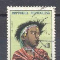 Sellos: ANGOLA 1961, USADO. Lote 240701405