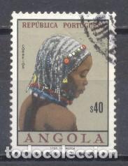 ANGOLA 1961, USADO (Sellos - Extranjero - África - Angola)