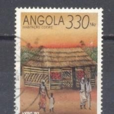 Sellos: ANGOLA, SELLO USADO. Lote 240708315