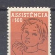 Sellos: ANGOLA, ASISTENCIA. Lote 240714755