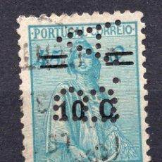 Sellos: ANGOLA 1934 , STAMP ,, MICHEL 252. Lote 253716820