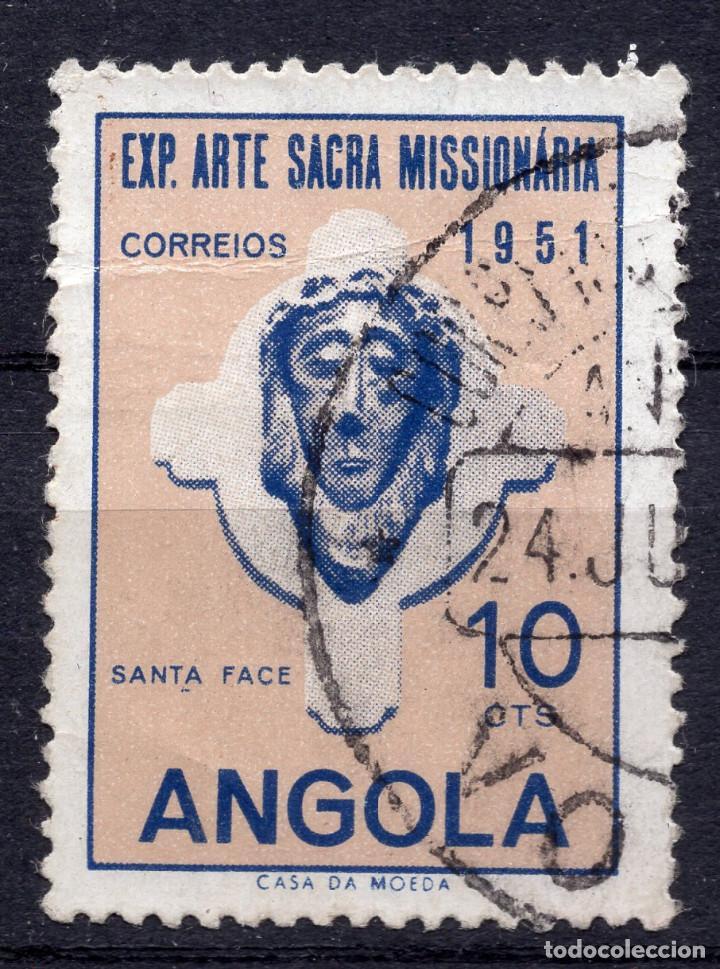 ANGOLA 1952 , STAMP ,, MICHEL 365 (Sellos - Extranjero - África - Angola)