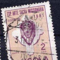 Francobolli: ANGOLA 1952 , STAMP ,, MICHEL 367. Lote 253717195