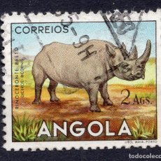 Sellos: ANGOLA 1953 , STAMP ,, MICHEL 376. Lote 253718005