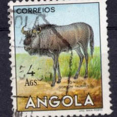Sellos: ANGOLA 1953 , STAMP ,, MICHEL 381. Lote 253718360