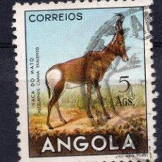Sellos: ANGOLA 1953 , STAMP ,, MICHEL 382. Lote 253718450