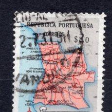 Sellos: ANGOLA 1955 , STAMP ,, MICHEL 393. Lote 253718815