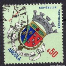 Sellos: ANGOLA 1963 , STAMP ,, MICHEL 452. Lote 253719040
