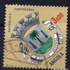 Sellos: ANGOLA 1963 , STAMP ,, MICHEL 457. Lote 253719150