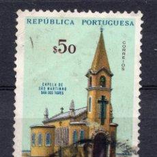 Francobolli: ANGOLA 1963 , STAMP ,, MICHEL 497. Lote 253719480