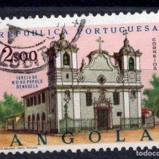 Sellos: ANGOLA 1963 , STAMP ,, MICHEL 500. Lote 253719555