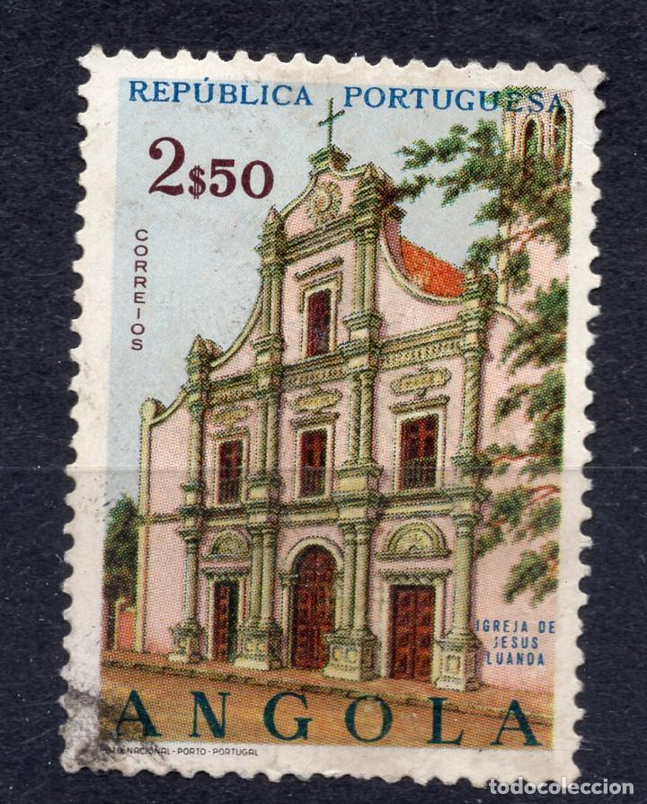 ANGOLA 1963 , STAMP ,, MICHEL 501 (Sellos - Extranjero - África - Angola)
