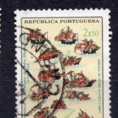 Sellos: ANGOLA 1968 , STAMP ,, MICHEL 557. Lote 253720335