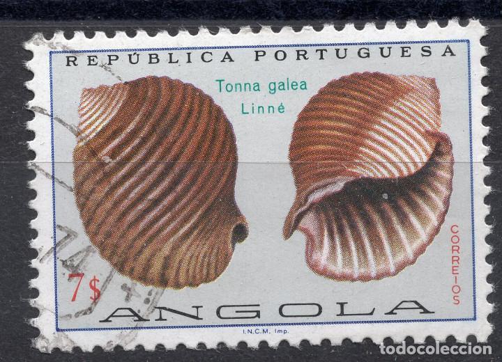 ANGOLA 1974 , STAMP ,, MICHEL 599 (Sellos - Extranjero - África - Angola)