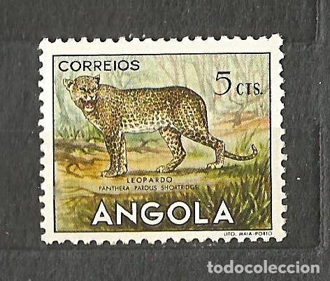 ANGOLA - 1953 - LEOPARDO (Sellos - Extranjero - África - Angola)