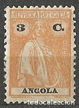 ANGOLA - CERES 1914 - 3C - NUEVO (Sellos - Extranjero - África - Angola)