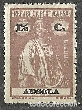 ANGOLA - CERES 1914 - 1/2 C - NUEVO (Sellos - Extranjero - África - Angola)