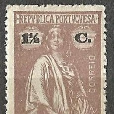 Sellos: ANGOLA - CERES 1914 - 1/2 C - NUEVO. Lote 254530180