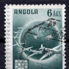 Sellos: ANGOLA 1949 , STAMP ,, MICHEL 329. Lote 257529965