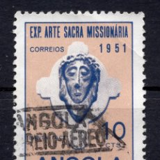 Sellos: ANGOLA 1952, STAMP ,, MICHEL 365. Lote 257530170