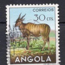 Sellos: ANGOLA 1953, STAMP ,, MICHEL 371. Lote 257530370