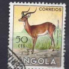 Sellos: ANGOLA 1953, STAMP ,, MICHEL 373. Lote 257530435