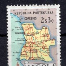 Sellos: ANGOLA 1955, STAMP ,, MICHEL 396. Lote 257530800