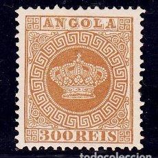 Sellos: ANGOLA COLONIA PORTUGUESA ..9A SIN GOMA,. Lote 258982775