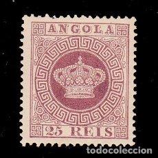Sellos: ANGOLA COLONIA PORTUGUESA .12B USADA,. Lote 258983435
