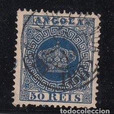 Sellos: ANGOLA COLONIA PORTUGUESA .14A USADA,. Lote 258984095