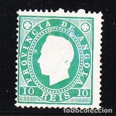 Sellos: ANGOLA COLONIA PORTUGUESA .16B SIN GOMA,. Lote 258985430