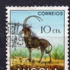Sellos: ANGOLA 1953 STAMP ,, MICHEL 369. Lote 261337575