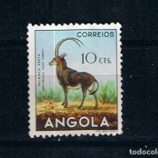 Sellos: ANGOLA 1953 COLONIA PORTUGUESA ANTILOPE FAUNA AFRICANA. Lote 262239790