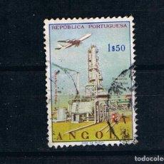 Sellos: ANGOLA 1965 COLONIAS PORTUGUESAS SELLOS ANTIGUOS YVERT YV AO PA16. Lote 262240245
