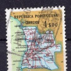 Sellos: ANGOLA , 1955 , STAMP, MICHEL 397. Lote 264301824