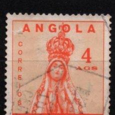 Timbres: ANGOLA (COLONIA PORTUGUESA) SELLO USADO. Lote 283106303