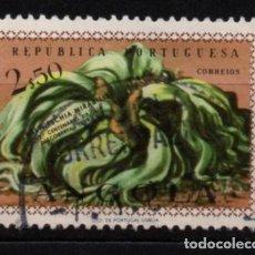 Timbres: ANGOLA (COLONIA PORTUGUESA) SELLO USADO. Lote 283106323