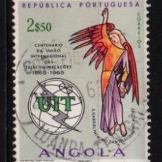 Timbres: ANGOLA (COLONIA PORTUGUESA) SELLO USADO. Lote 283106423