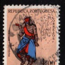 Timbres: ANGOLA (COLONIA PORTUGUESA) SELLO USADO. Lote 283106458