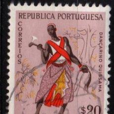 Timbres: ANGOLA (COLONIA PORTUGUESA) SELLO USADO. Lote 283106463