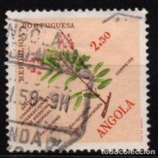 Timbres: ANGOLA (COLONIA PORTUGUESA) SELLO USADO. Lote 283106478