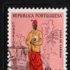 Timbres: ANGOLA (COLONIA PORTUGUESA) SELLO USADO. Lote 283106488