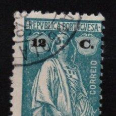 Timbres: ANGOLA (COLONIA PORTUGUESA) SELLO USADO. Lote 283106533